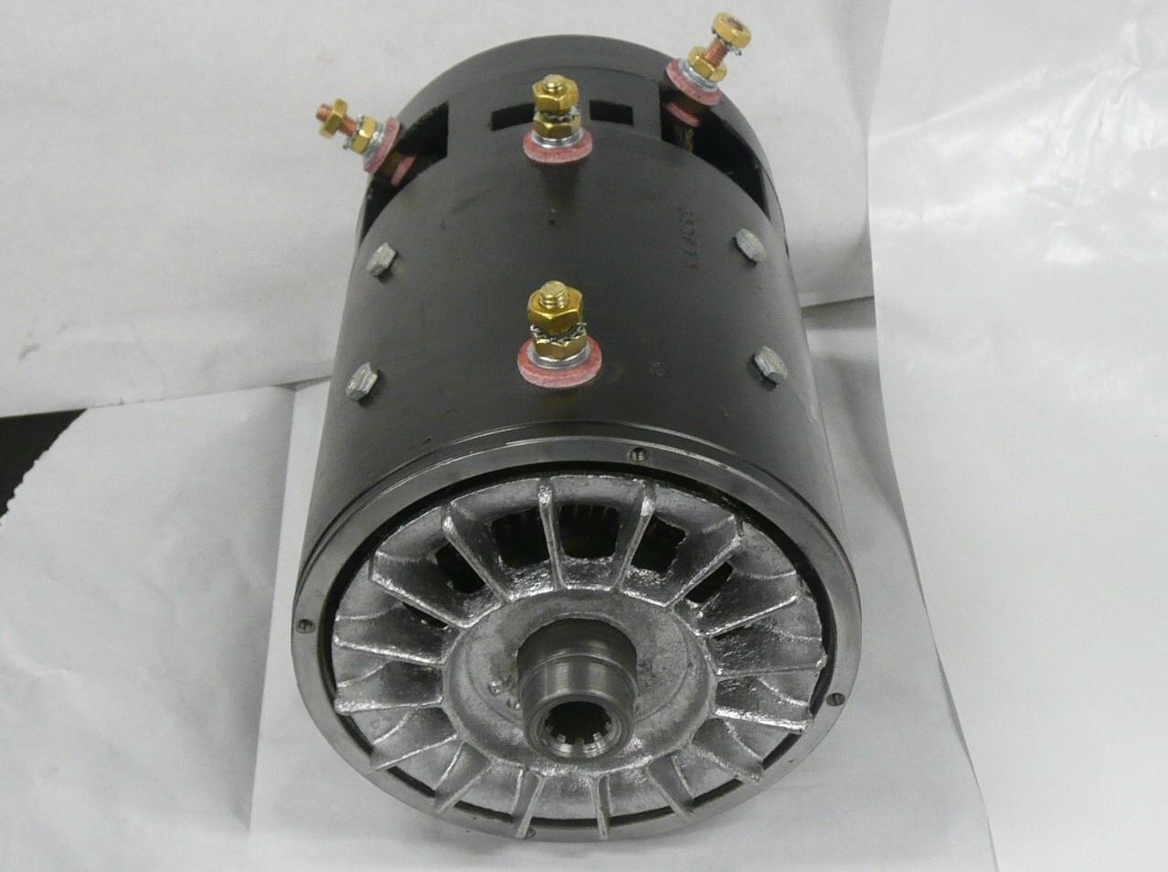 886766 Cushman Drive Motor